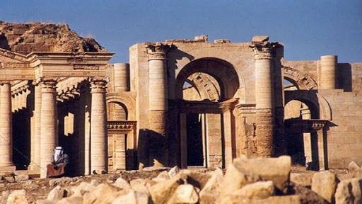 древнє місто в Іраку