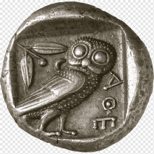 афінська монета