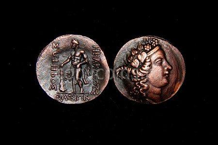 древньогрецька монета