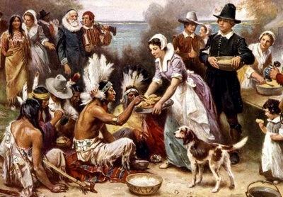 поселенцы в америке