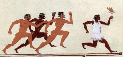 давньогрецькі атлети