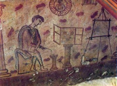 Энкаустика в древности