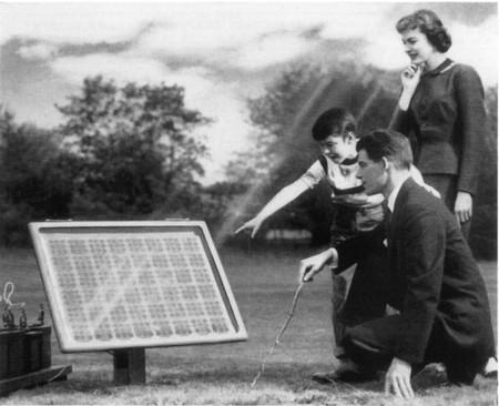 история солнечной энергетики