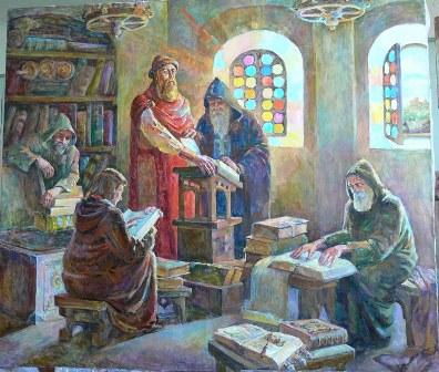 Образование в Древней Руси