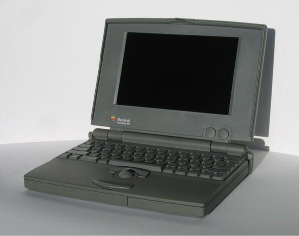 ранний ноутбук
