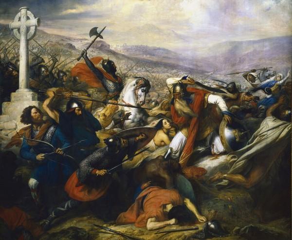 Битва при Пуатьє