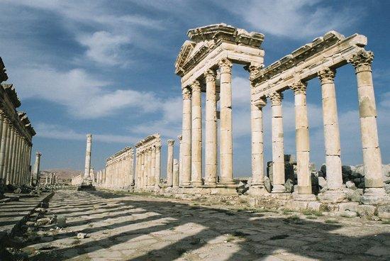 римські руїни